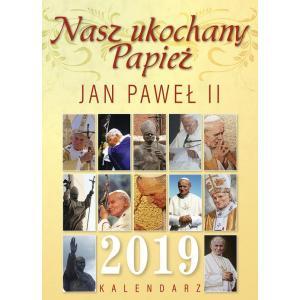 Kalendarz 2019 Jan Paweł II