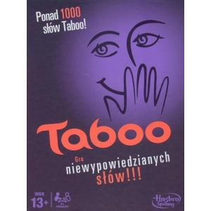 Taboo. Gra Karciana