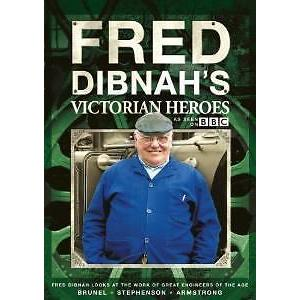 Fred Dibnah's Victorian Heroes. DVD