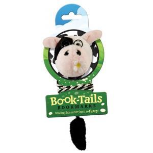 Book-Tails Krowa - Zakładka do Książki - Ogon