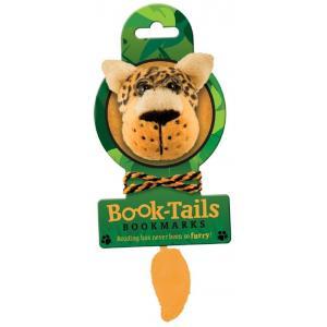 Book-Tails Jaguar - zakładka do książki - ogon