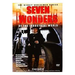 Seven Wonders of the Industrial World. DVD