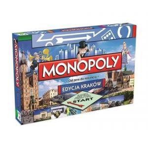 Monopoly Kraków. Gra Towarzyska