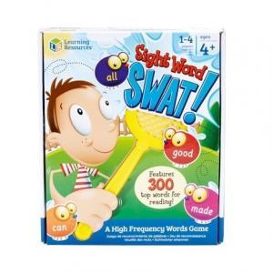 Sight Word Swat Gra