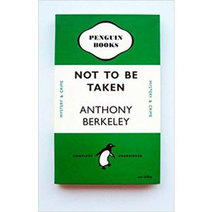 Penguin Notebook: Not to be Taken