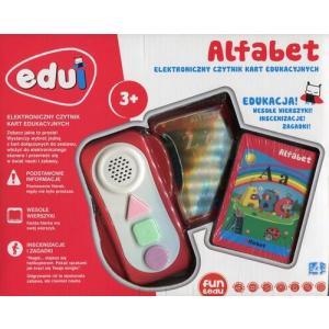 EDUI Elektroniczny czytnik kart edukacyjnych Alfabet