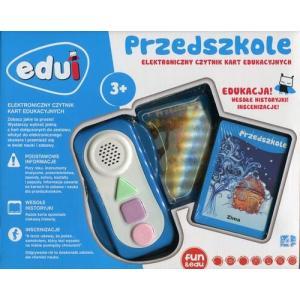 EDUI Elektroniczny czytnik kart edukacyjnych Przedszkole