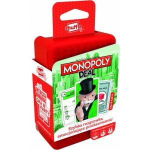 Monopoly Deal (Shuffle). Gra Karciana