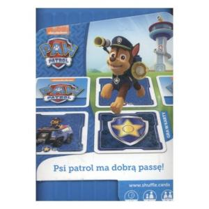 Psi Patrol (Shuffle). Gra Karciana