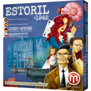 Miasto Szpiegów: Estoril 1942. Podwójny agent