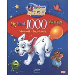 My First 1000 Words. Słownik obrazkowy