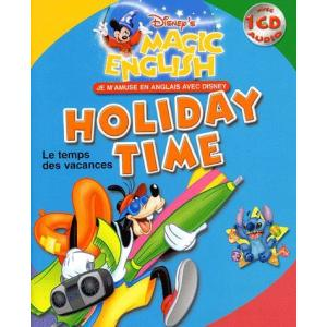 Disney's Magic English. Holiday Time. With Audio CD