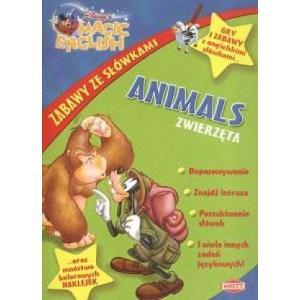 Ameet animals zabawy ze słówkami mew1