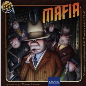 Mafia. Gra Towarzyska