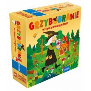 Grzybobranie w zaczarowanym lesie Gra