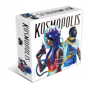 Kosmopolis. Gra Karciana
