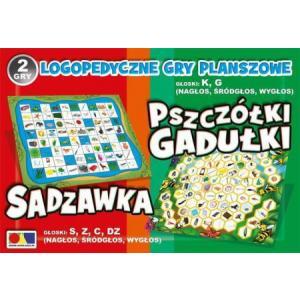 Sadzawka /Pszczółki Gadułki