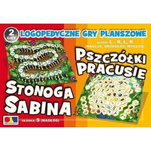 Stonoga Sabina /Pszczółki Pracusie