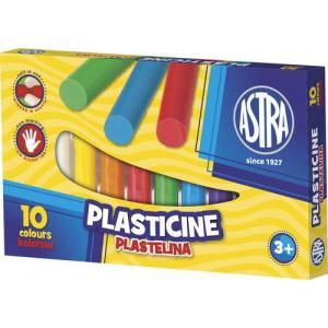 Plastelina 10 Kolorów /Astra/