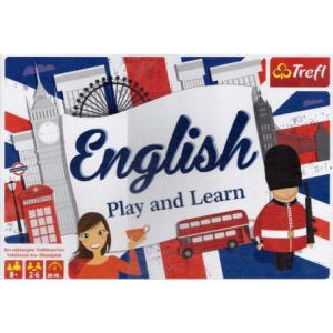 English Play and Learn. Gra Językowa