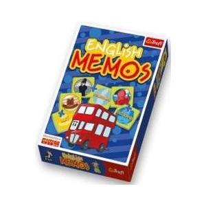 English Memos gra językowa