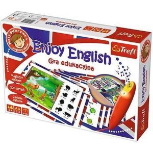 Mały Odkrywca magiczny ołówek Enjoy English