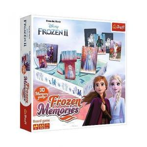 Frozen Memories. Disney Frozen II. Kraina Lodu II. Gra Planszowa