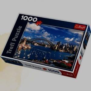 Jackson Sydney. Kolaż. Puzzle. 1000 elementów. Karton