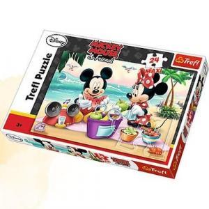 Puzzle maxi 24 Piknik na plaży