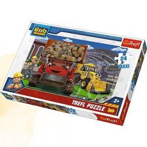 Puzzle Maxi 24 Damy radę Bob Budowniczy