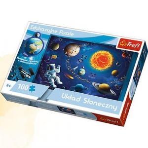 Puzzle 100 Układ słoneczny