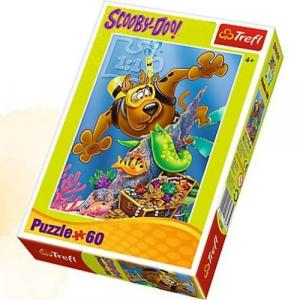 Puzzle 60 Scooby Doo Nurkowanie