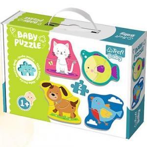 Puzzle Baby Classic Zwierzątka