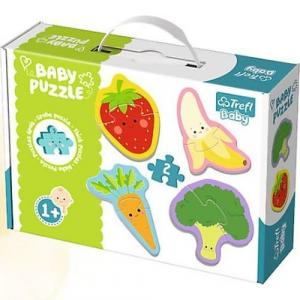 Puzzle Baby Classic Warzywa i owoce