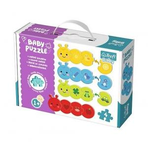 Puzzle Baby Classic Sorter kolorów