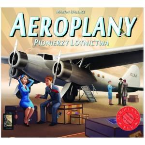 Aeroplany: Pionierzy Lotnictwa. Gra Planszowa