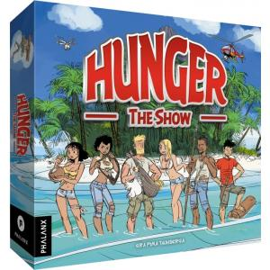 Hunger: The Show. Gra Planszowa