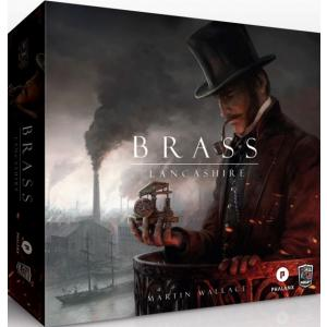 Brass Lancashire. Gra Planszowa