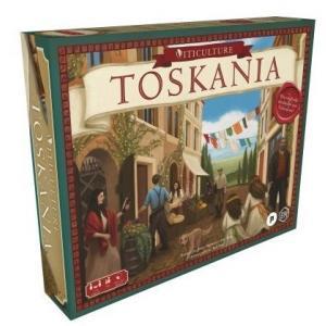 Viticulture: Toskania. Gra Planszowa