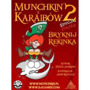 Munchkin z Karaibów - Bryknij Rekinka