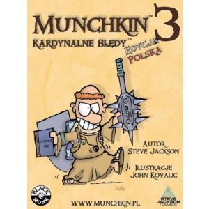 Munchkin 3 - Kardynalne Błędy