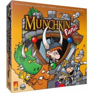 Munchkin Panic (Edycja Polska). Gra Planszowa