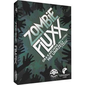 Zombie Fluxx. Gra Planszowa