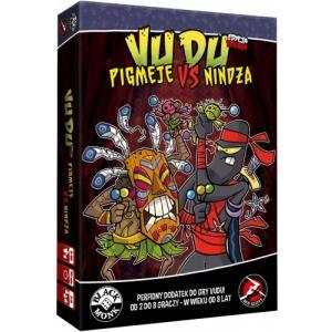 Vudu: Pigmeje vs Nindża. Dodatek do Gry Planszowej