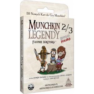 Munchkin 2/3 - Faunie Igrzyska