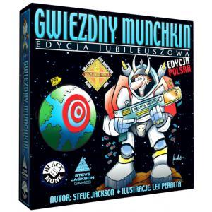 Gwiezdny Munchkin: Edycja Jubileuszowa. Gra Karciana