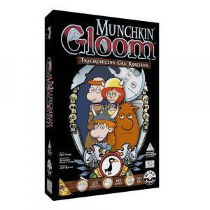 Munchkin Gloom (Edycja Polska). Gra Karciana