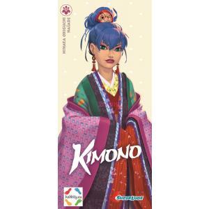 Kimono. Gra Planszowa