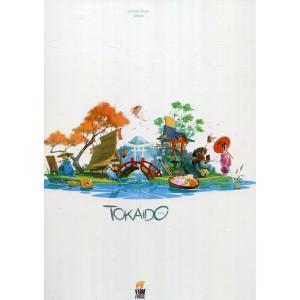 Tokaido: Edycja Jubileuszowa. Gra Planszowa