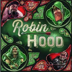Robin Hood. Gra Planszowa